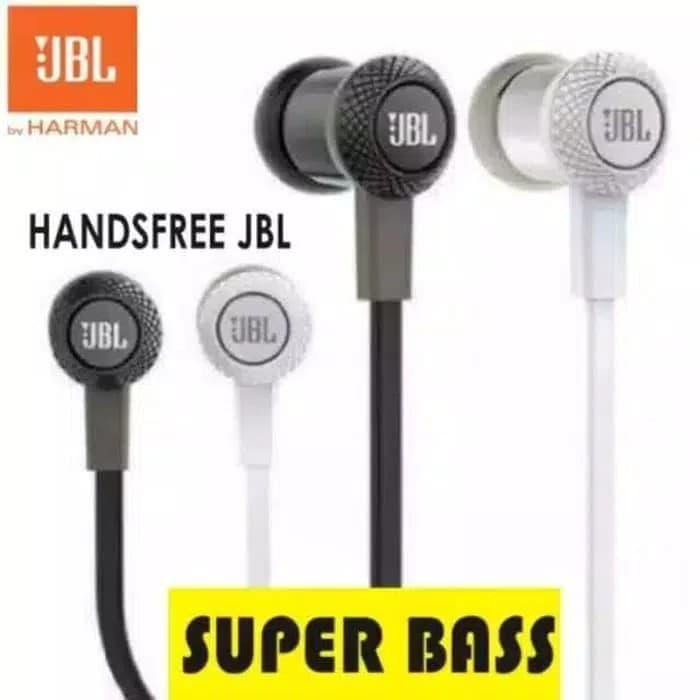 headset earphone handsfree jbl t300 bass kualitas joss
