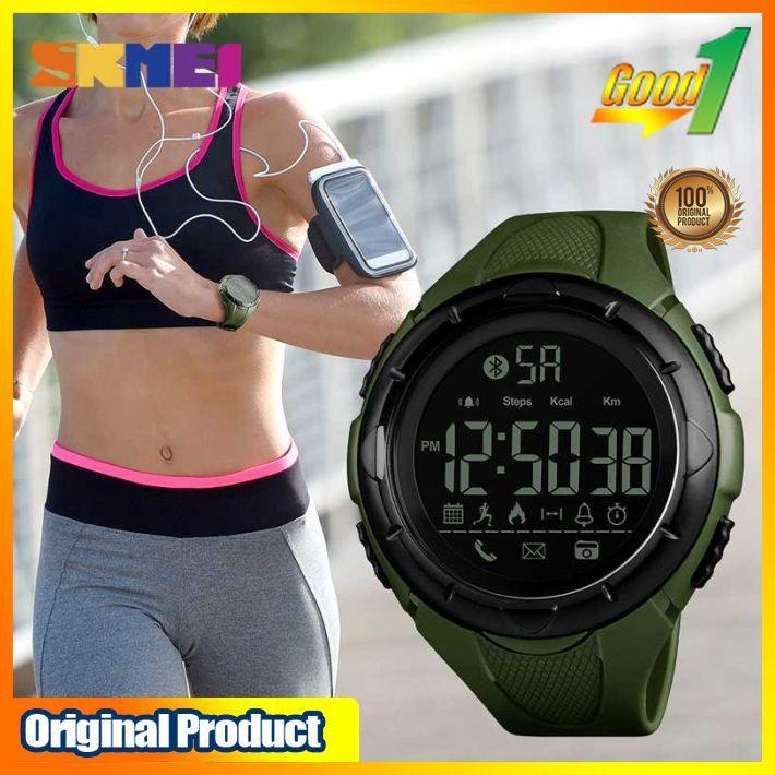 ... GO-u200 SKMEI Jam Tangan Olahraga Smartwatch Bluetooth 1326 Terlaris & Terbaru ...