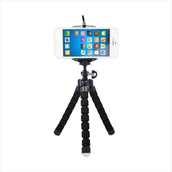 twelven xl size tripod gorilla flexible tripod with holder u – bisa untuk dslr