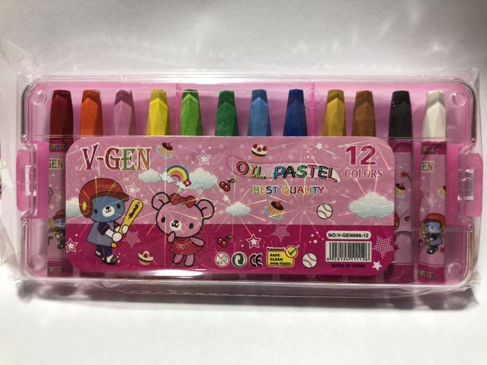 crayon krayon/ oil pastel mini