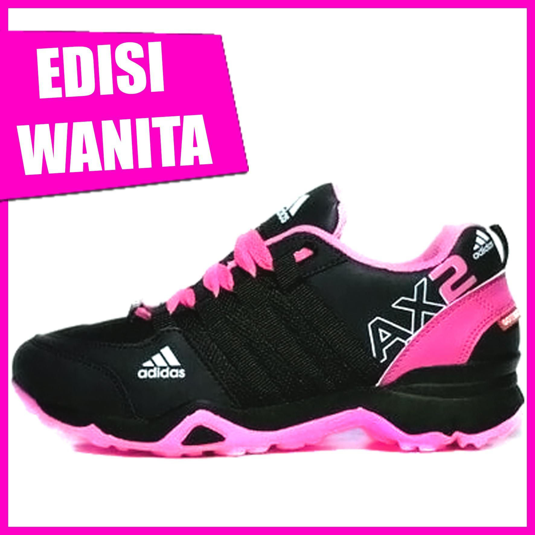 Kets Sneaker Wanita Mcn Sepatu Wanita Putih Pink Sepatu Santai Lucu ... 0a762c2035