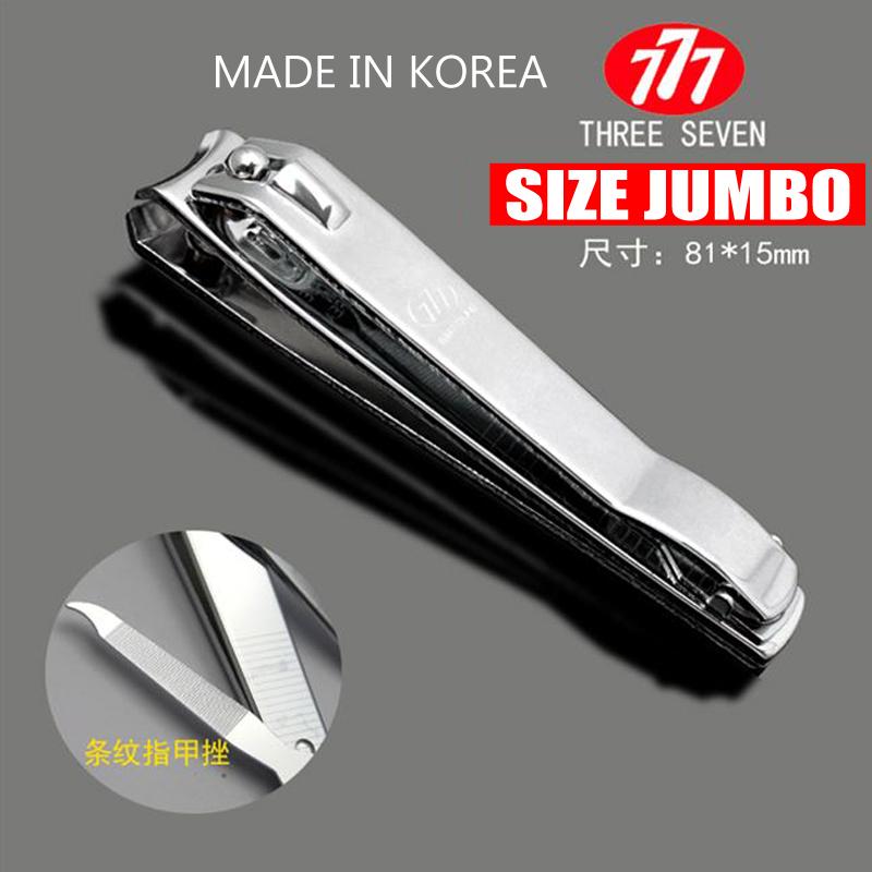 size besar nino gunting kuku berkualitas stainless tebal made in korea