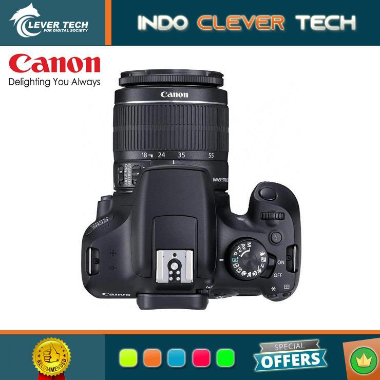 Review Kamera Canon Eos 1300d Kit 18 55mm Is Ii Slr Kamera 18mp Dan