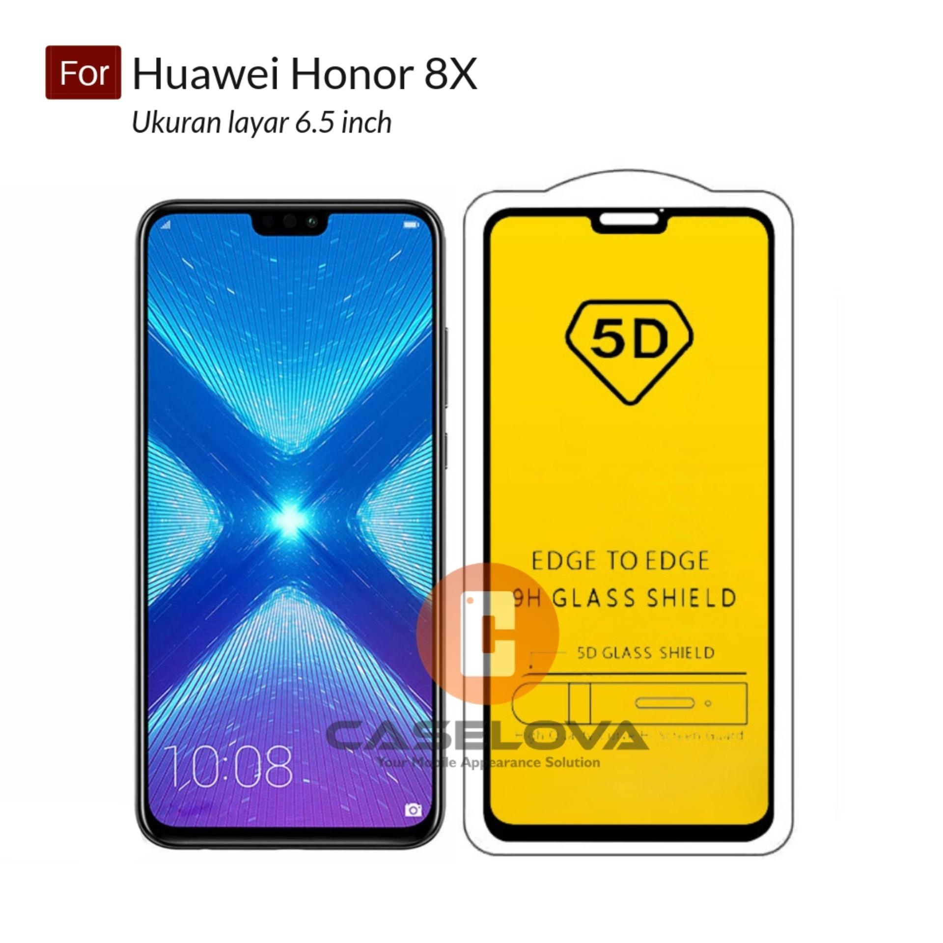 ... Xiaomi Redmi 5 Plus New Note. Source · Caselova Premium Full Cover Tempered Glass 5D Round Curved Edge For Huawei Honor 8X ( 6.5