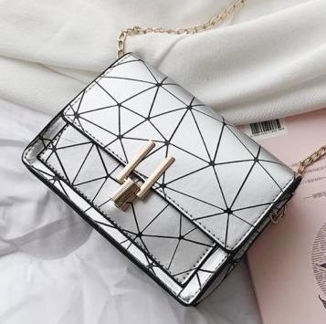 tas serut sling bag/selempang mini wanita korea  2020 import batam ori (bisa cod) – ts03 maroon