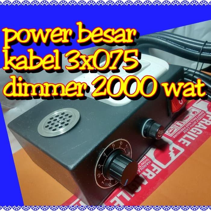 dimmer pengatur kecepatan dinamo 1000w  / dimmer scr 1000w  / stop dimmer speed control dimmer