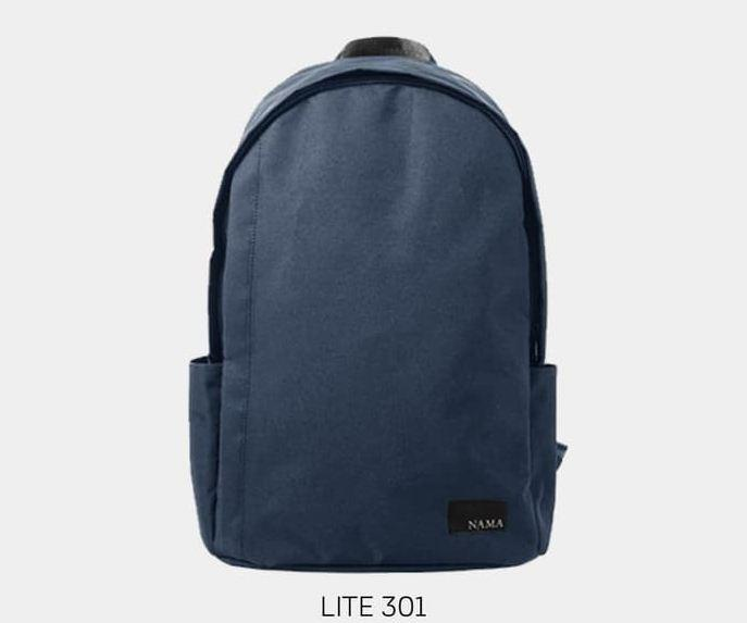 View Tas Backpack By Nama Lite No 322 Black Warranty Lifetime Nmuwx1 ... 6a40cfd82d