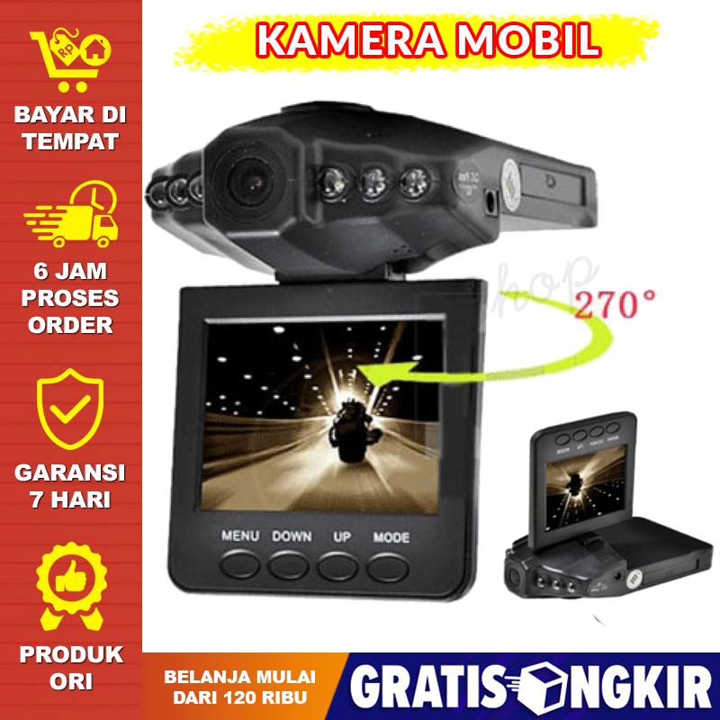 kamera mobil depan camera cctv dashboard podofo hd car dvr camera with tft screen