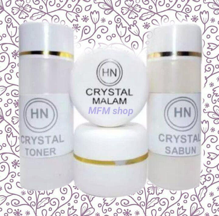 cream hn crrystal 15gr – paket cream hn crystal hetty nugrahati 15gr original