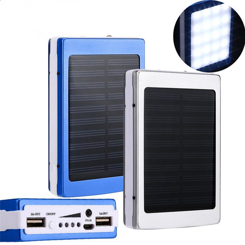powerbank samsung solar besi tenaga surya 180000mah universal high quality