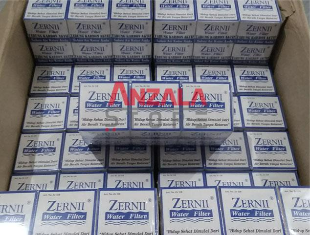 Detail Gambar Karbon Aktif Filter/Saringan Air Zernii / Zerni Refill Terbaru