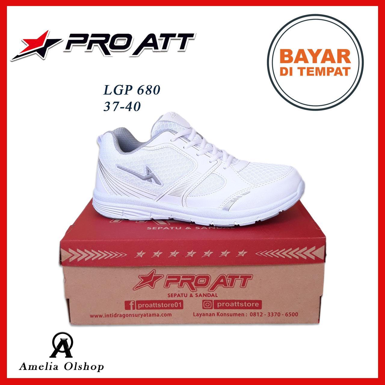 Amelia Olshop - Sepatu Pro ATT LG 37-40   Sepatu Wanita   Sepatu Sneakers 4b276d7430