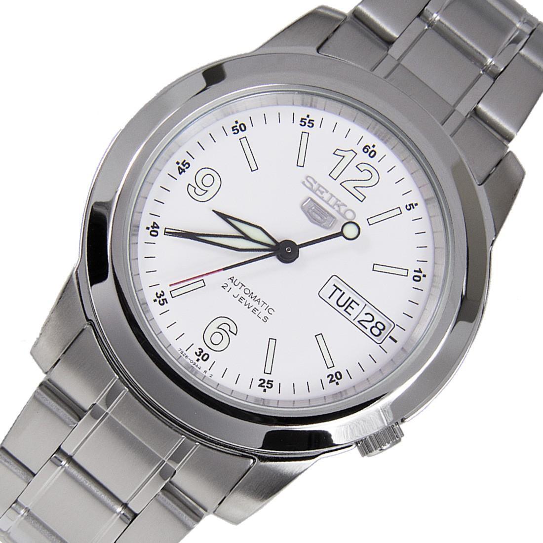 Detail Gambar Seiko 5 Automatic SNKE57 Jam tangan Pria Terbaru