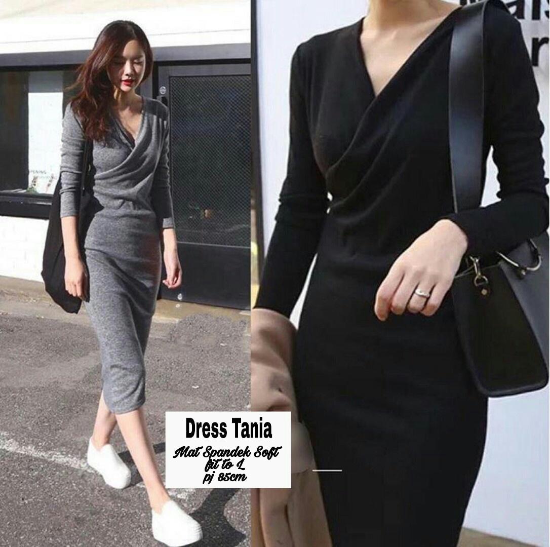 FJCO Ms Dress Tania / Dress wanita / Fashion wanita