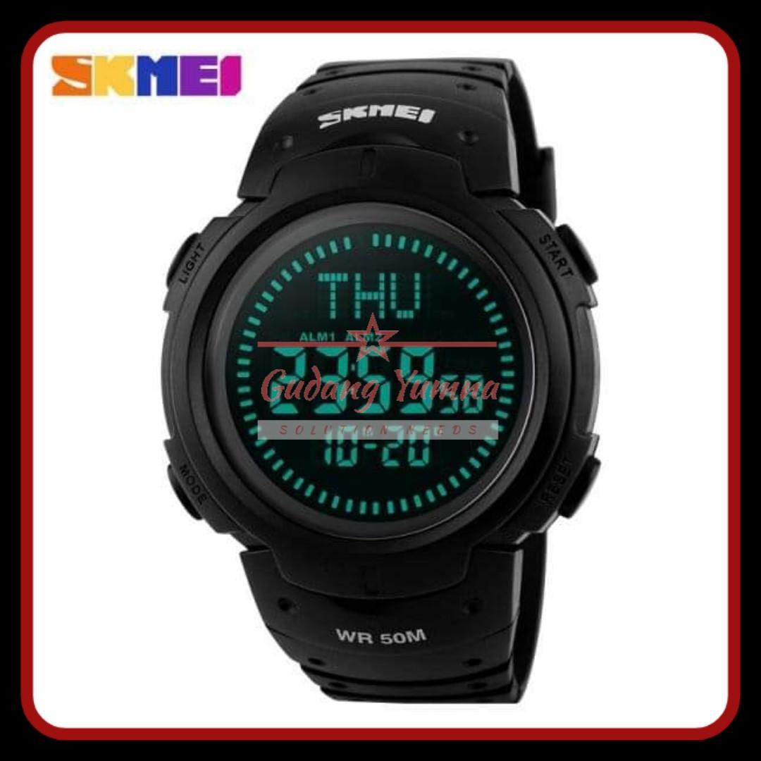 ... Strap watch tali jam tangan skmei 1231 DG1231DG-1231DG 1231 - 4 ...
