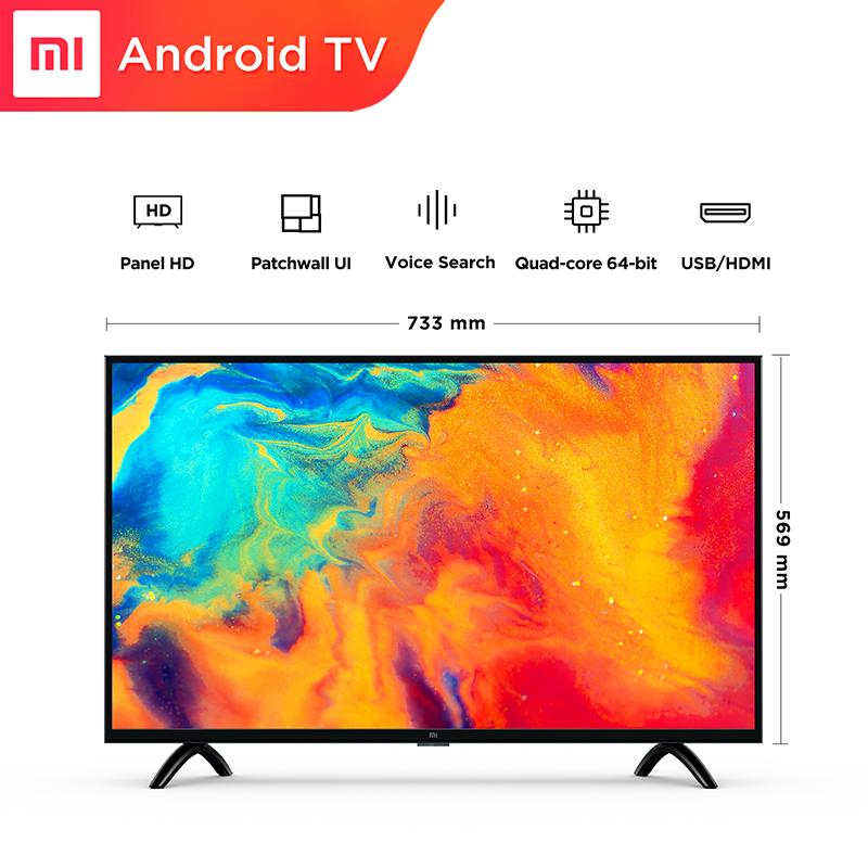 Review Xiaomi Mi Led Tv 32 Inch Android Smart Tv Patchwall