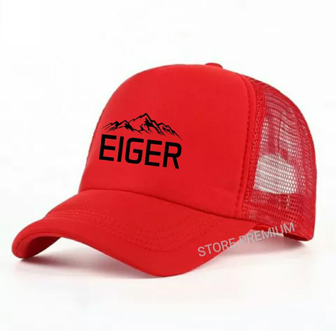 Topi Trucker Eiger Hitam - Daftar Harga Terlengkap Indonesia 0ef93256f9