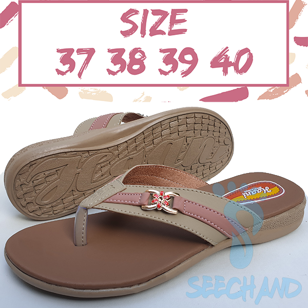 svatoe – sandal teplek tali wanita y7