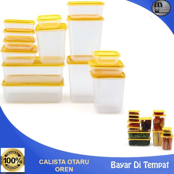 FIRDAUS Calista Otaru Sealware Set 7G - 14 buah