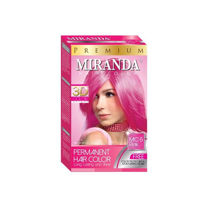 Miranda Hair Color Mc 6 Bleaching Cat Rambut - Smart4K Design Ideas 3246e010d9