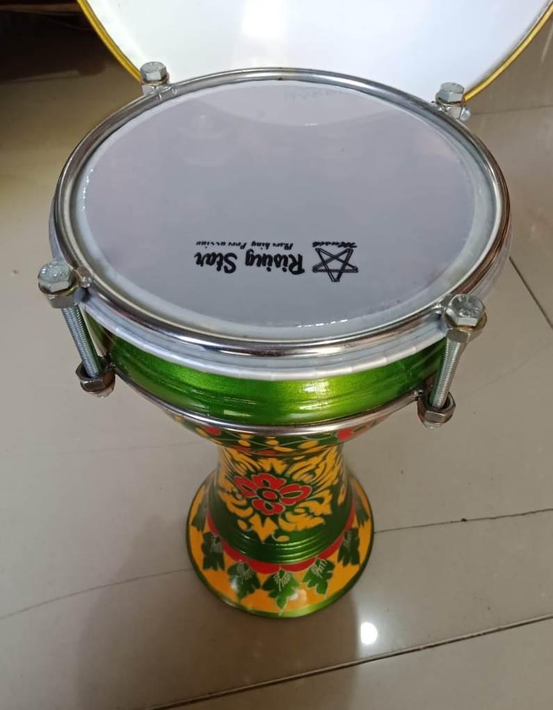 Dumbuk Marawis Batik / Rebana Marawis Hadroh / Alat Music / Musik / Qasidah / Kasidah