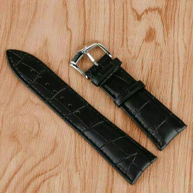 tali kulit universal untuk segala macam jam tangan  ukuran 24 mm ukuran 22mm (original)