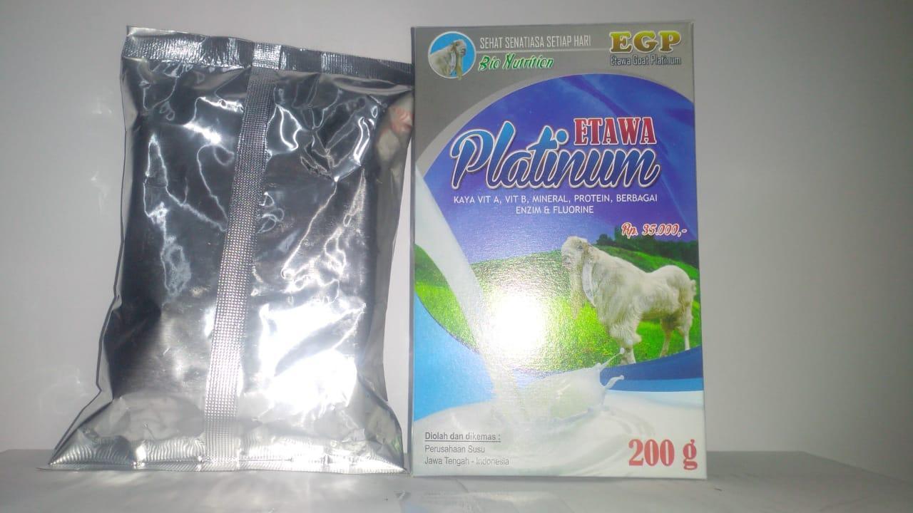 ... COD } Beli 1 kotak Susu Kambing Etawa Original EGP ( Etawa Goat Platinum )