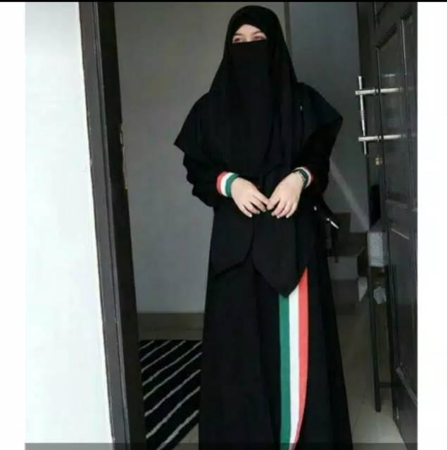 Features Gamis Palestina Palestine Dress Palestin Hijab Bergo