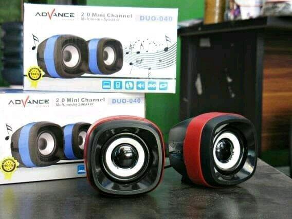 ... Speaker Mini Advance Duo 040 - 3