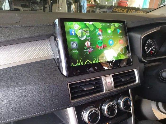 Review Headunit Android Layar 10 Inch Hd Mtech Khusus Mobil Xpander