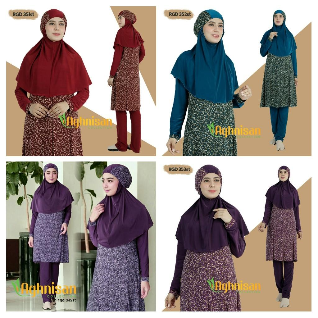Baju Renang Muslimah by Aghnisan Collection - 2 ...