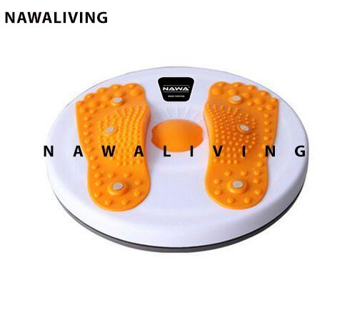 Alat Pelangsing Tubuh Magnetic Trimmer Jogging Jumbo Body Plate