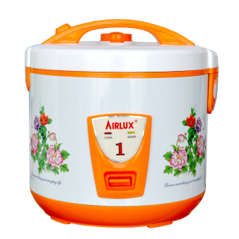 Airlux Electric Rice Cooker - RC 9218A - Orange ...