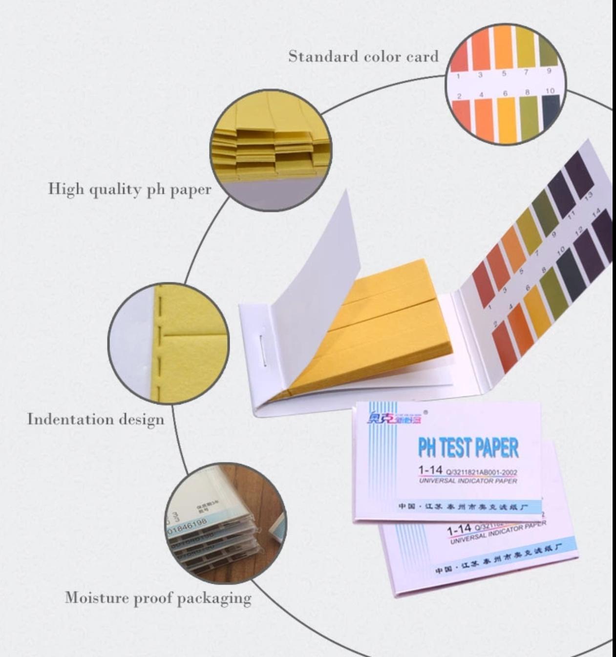 ELIM Filter - Kertas PH / Kertas Lakmus / PH Test Paper