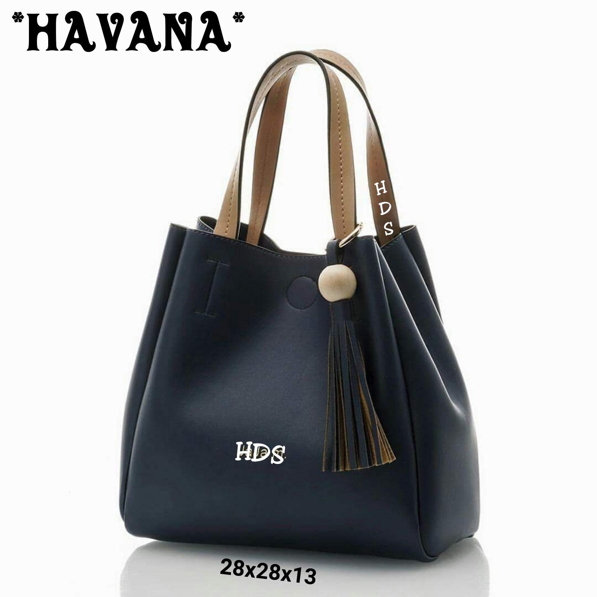 Zeba Sling Bag Hand Bag Korean Style Havana / Tas Selempang Wanita Korean Style