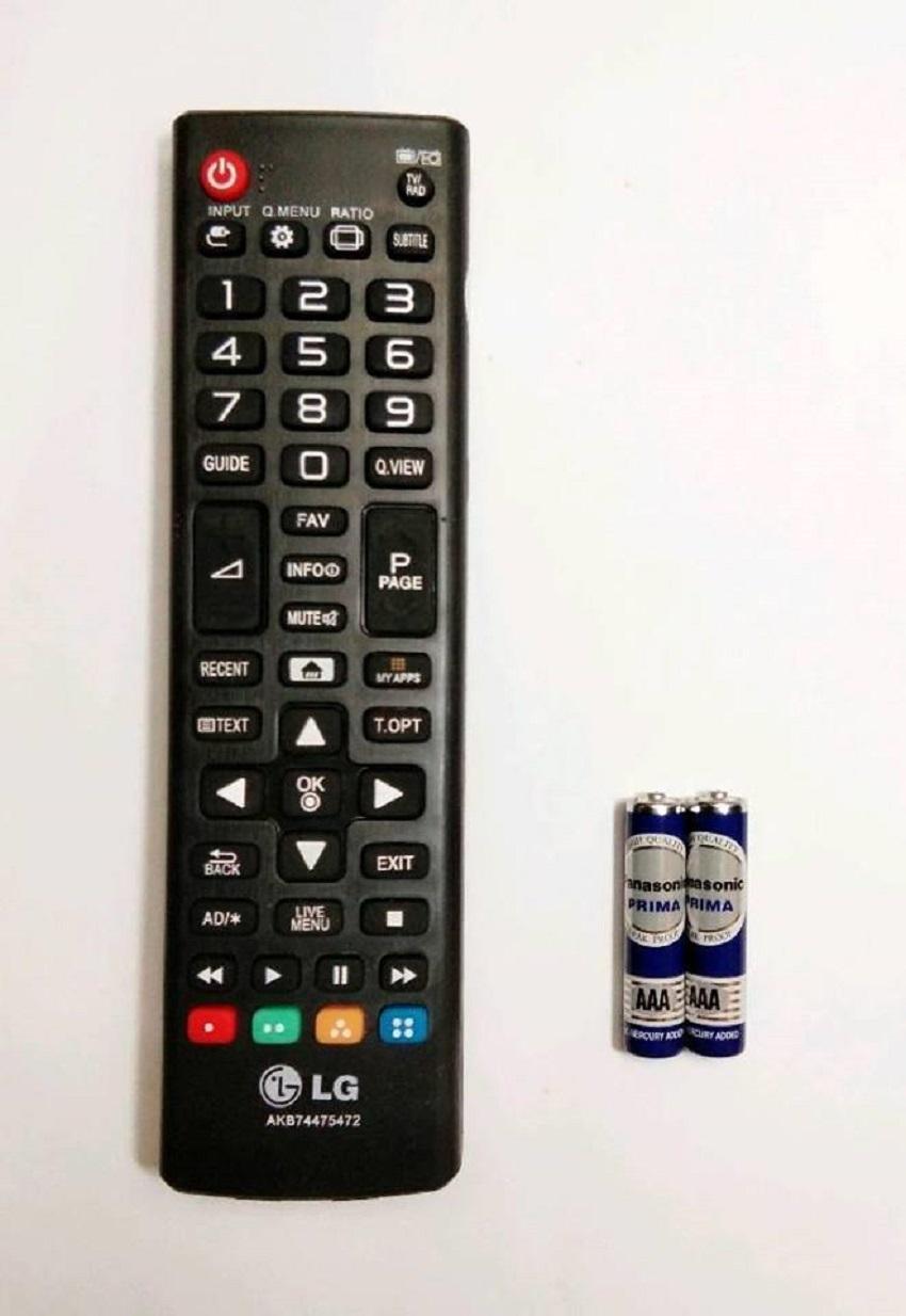 remote tv lg original 100% hitam lg remote lcd/led tv original/ remot tv / remote tv lcd/led- jb store