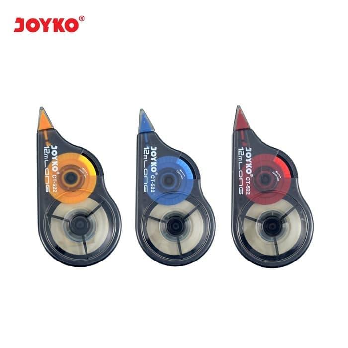 1 pc correction tape / pita koreksi joyko ct-522