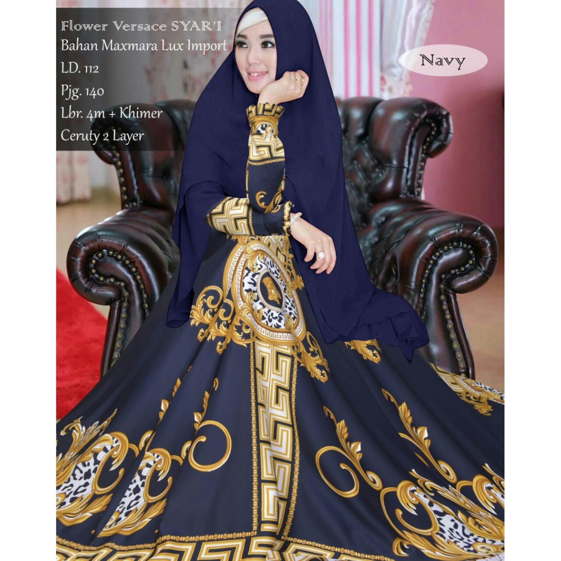 Fitur Baju Gamis Muslim Gamis Jumsuit Gamis Cadar Dan Gamis Pesta