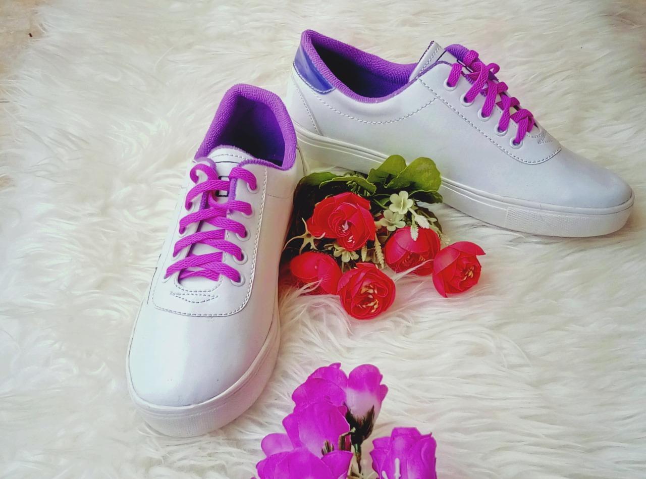 ... Sepatu Sneaker Detak Jantung New - 3 ...