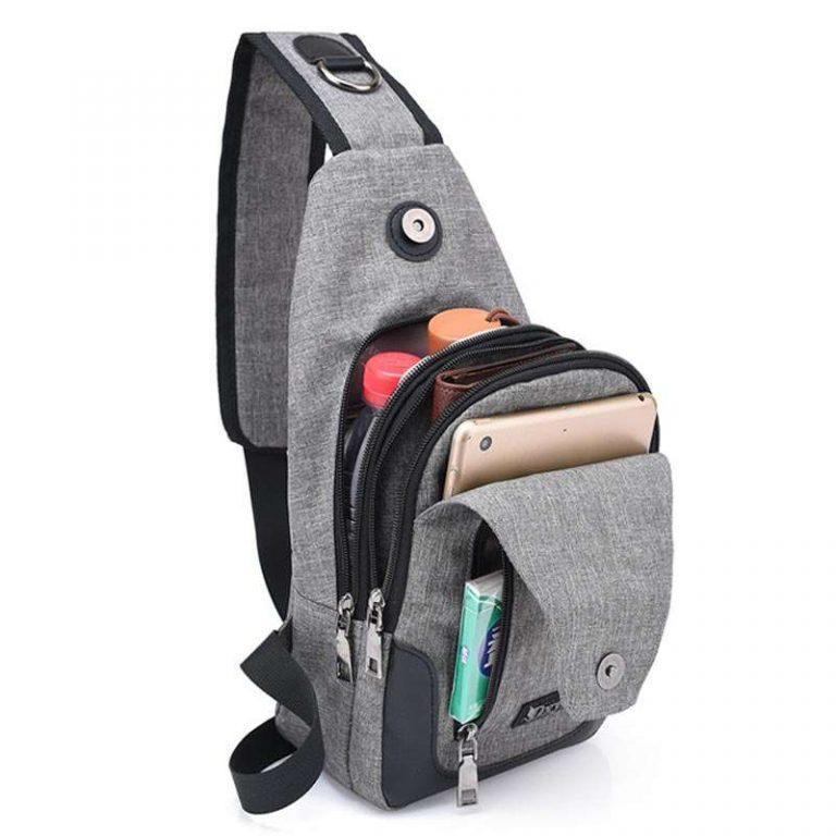 ... Jastip Store - Tas Slempang Kancing Magnet Import Impor Slempang Selempang Sling Bag Port Earphone ...