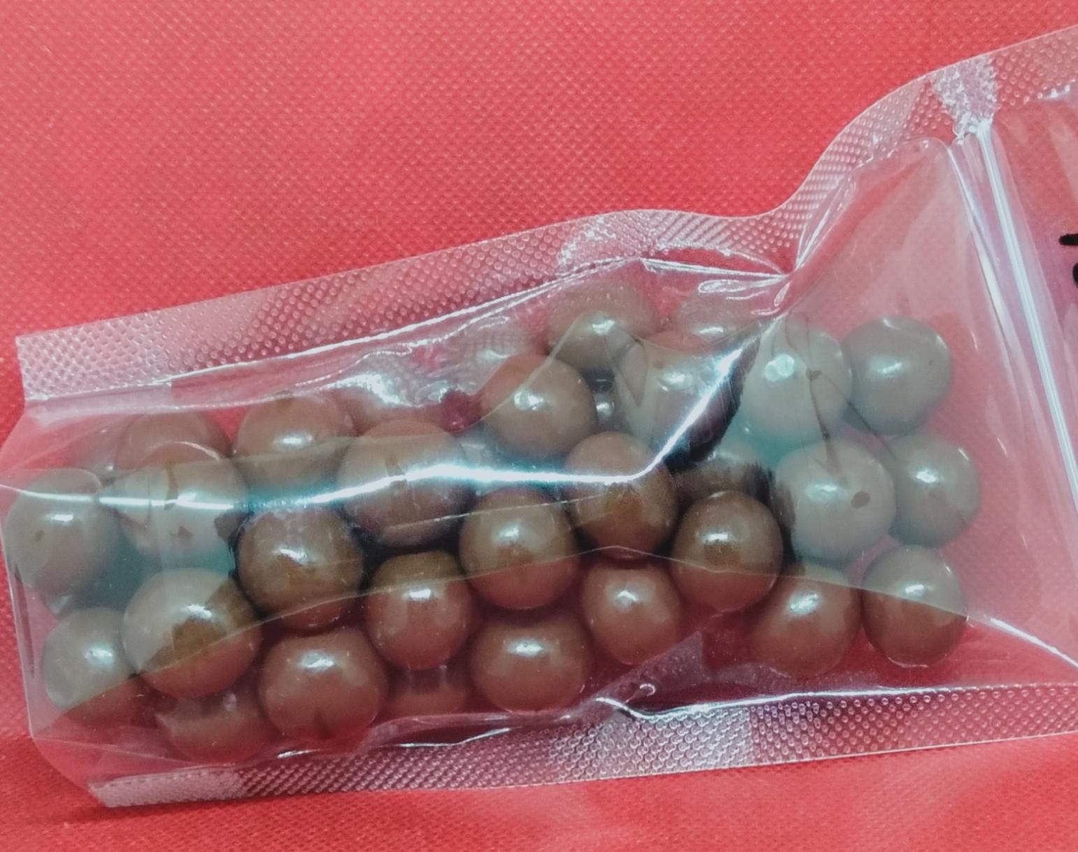 coklat chocoball 100 gram/lagie chocoball