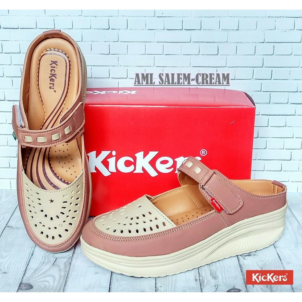 sandal wedges sandal wanita sandal wanita kickers kode aml