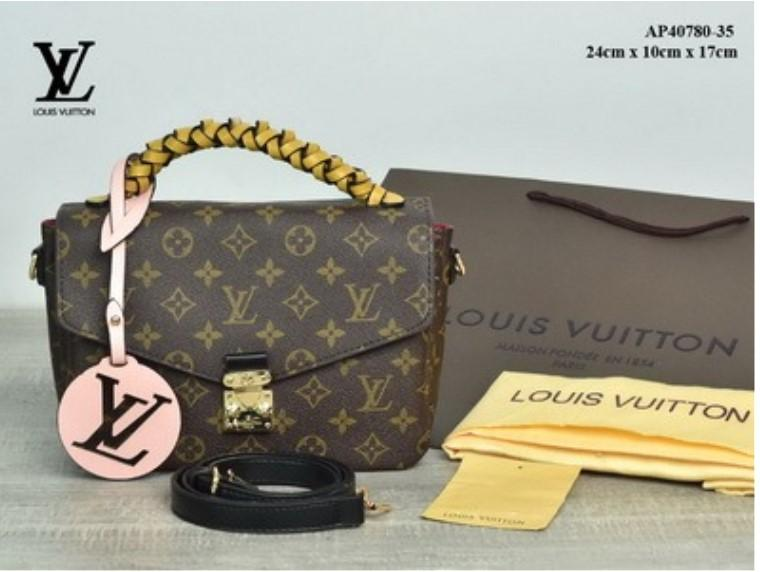 08af6b663a4f6 Review Tas Lv 40780 Pochette Metis Braided Top Handle Monogram And ...