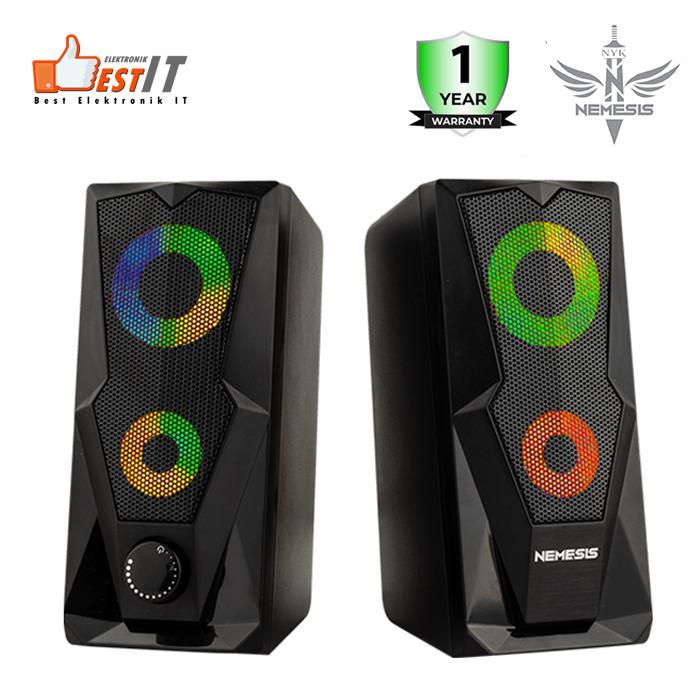 speaker gaming rgb nemesis sp-n03