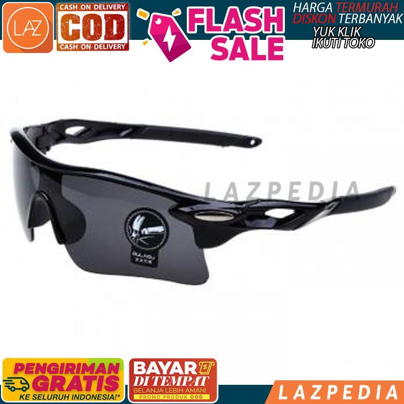 COD - [NO 5 009181] Kacamata Sepeda Lensa Mercury / Pelindung Mata / Penutup