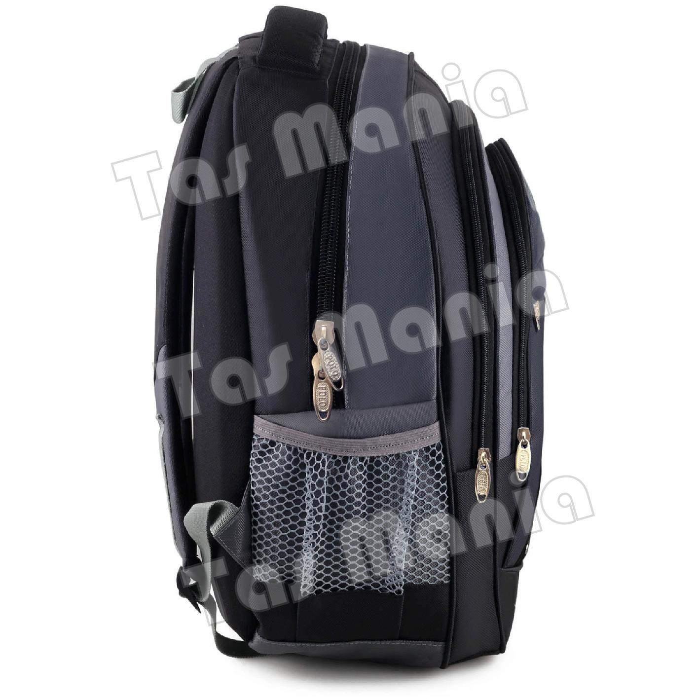 Tas Ransel Pria Polo USA Axiator CLR Dailypack Tas Laptop Backpack + FREE .