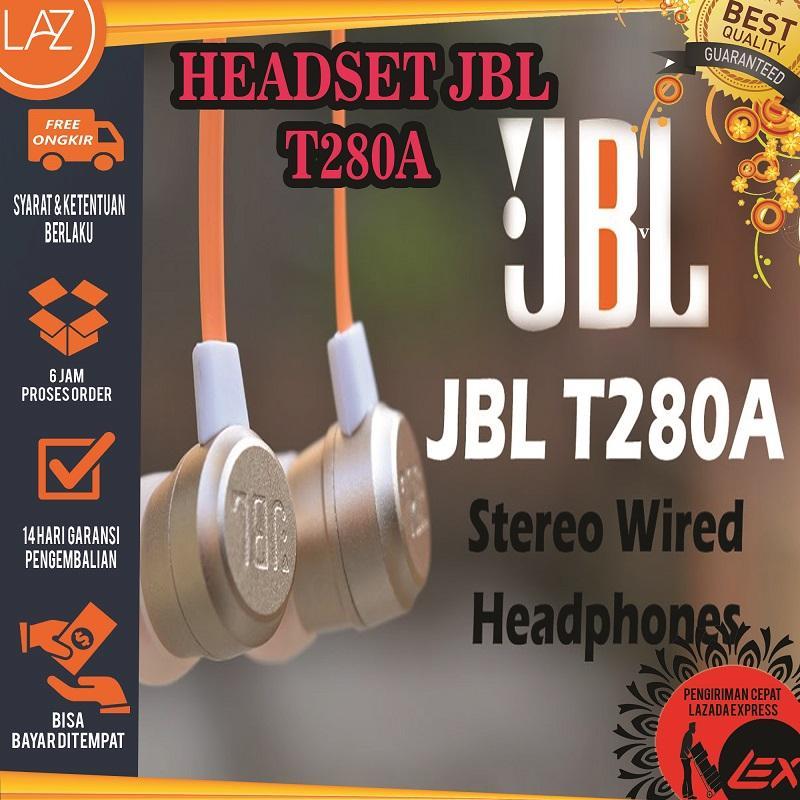 HEADSET JBL T280A BEST SELLER