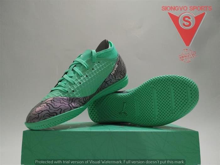 Features Sepatu Futsal Puma Future 2 4 It Original  10484201 New 2018 Dan  Harga Terbaru 8f6d3992ca