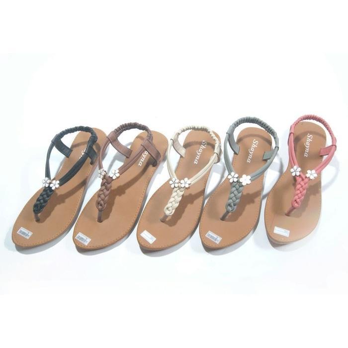 Sandal Wanita Tali Kepang - tempat jual Produk Popular Di Indonesia b5e2a67977