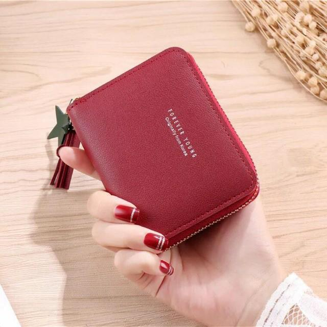 DOMPET FOREVER YOUNG D03 DOVE KELLY BELLY MINI GRACE KOREAN FASHION TRENDY FASHION WALLET